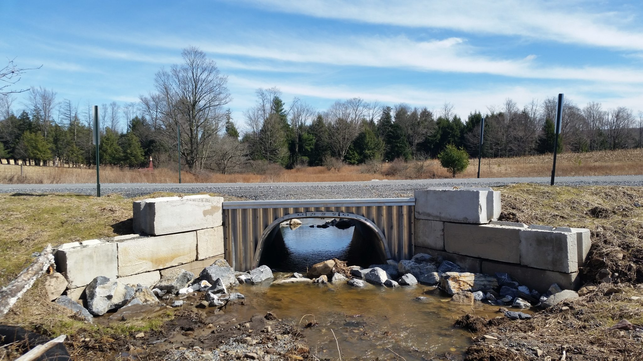 Airport Road Bridge, Pine Township, Lycoming County