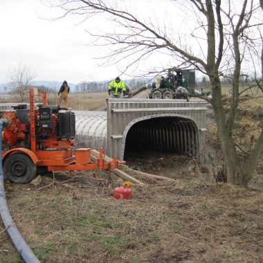 Photo of the day: Shuck Road Culvert