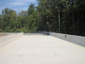 Back Road Bridge, Lycoming County, Washington Township, Bassett Engineering