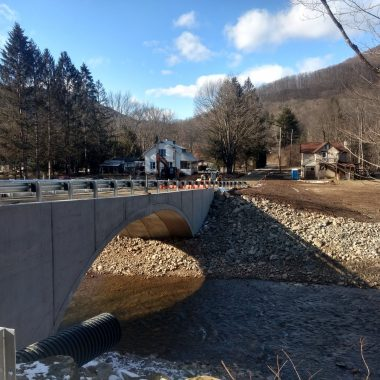 Photo of the day: Upper Bodines Bridge Project