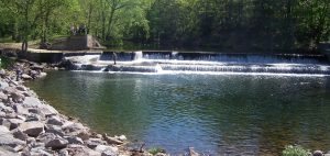 Benton Boro Dam