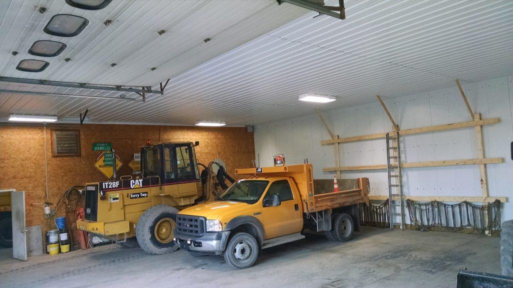 Garage Terry A