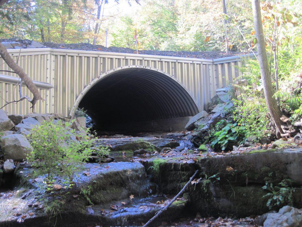 Barnes Hill Road Bridge Inspection, Canton Township, Bradford County, Bassett Engineering