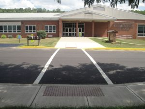 School Crosswalk