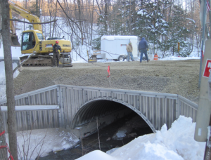 Barnes Hill Road Bridge Inspection, Canton Township, Bradford County, Bassett Engineering