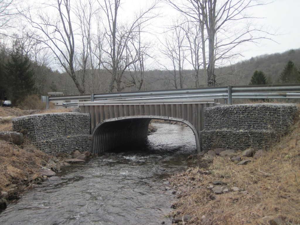 Barto Hollow Bridge, Penn Township, Lycoming County