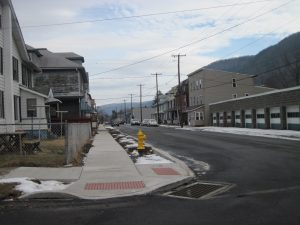 Renovo Borough, Ontario Avenue
