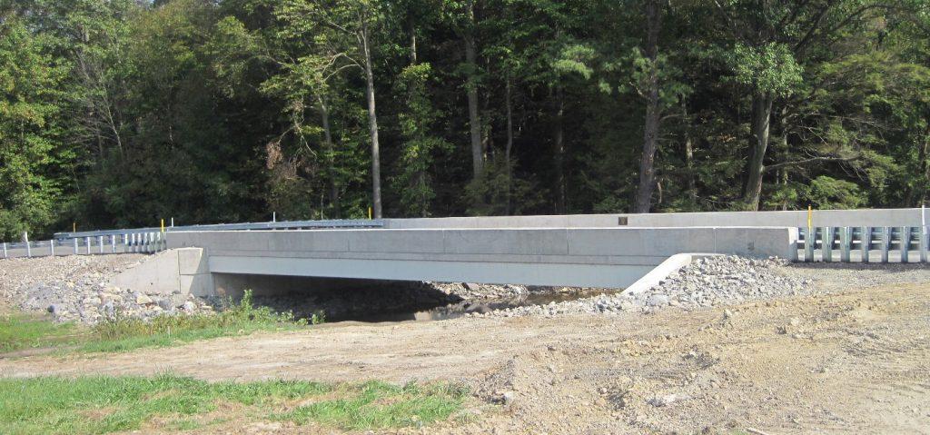 Back Road Bridge, Lycoming County, Washington Township, Bassett Engineering