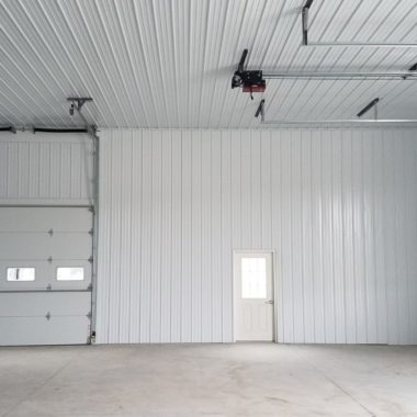 Completed Project: Terry Township Post-Framed Garage
