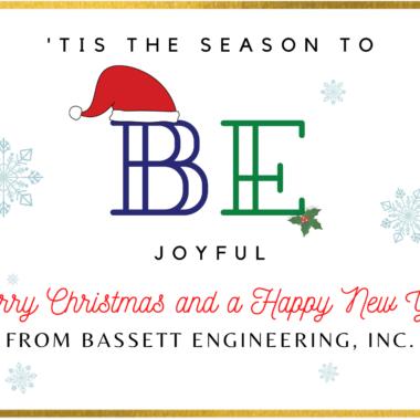 Happy Holidays from Bassett Engineering