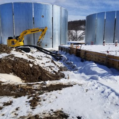 Altoona Biosolids Project Progress