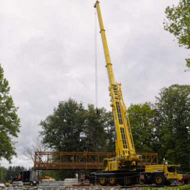 Clifford Park Pedestrian Bridge: Progress Update